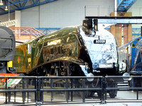 Dwight - what a sight at the NRM 9 February 2013