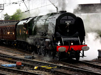 The green Duchess heads for Wales 19 May 2012