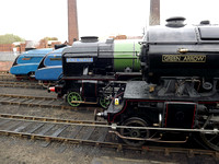 Everything but, at Barrow Hill 13 April 2012