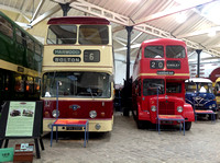 Bury Transport Museum 2 July 2012