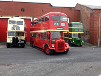 Museum of Transport Greater Manchester 15 October 2015