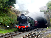 Scotsman returns to the East Lancs 13 - 14 October 2016