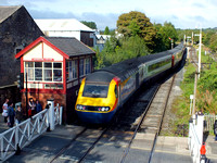 First HST to visit the East Lancs 12 October 2013